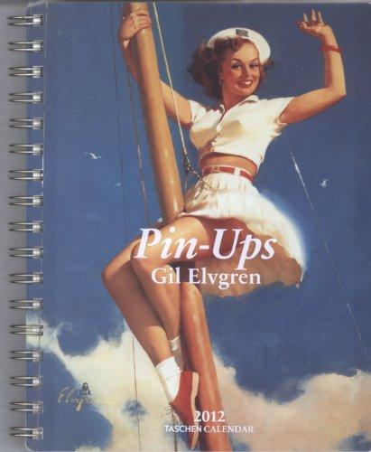 9783836529136: Dr-12 Elvgren Pin Ups (Taschen Diaries)