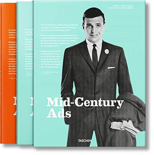 9783836529563: Advertising from the Mad men era. Ediz. italiana, spagnola e portoghese