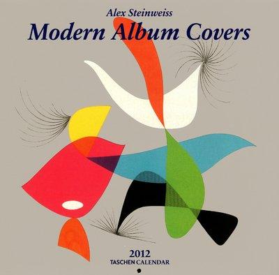 Modern Album Covers - 2012 (Taschen Wall Calendars): Taschen