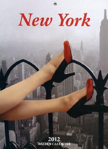 9783836530538: New York - 2012 (Taschen Weekly Tear-off Calendars)