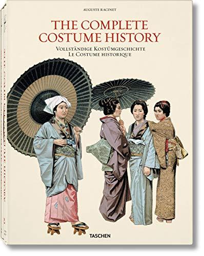9783836531078: Auguste Racinet. The Complete Costume History (Jumbo 25)