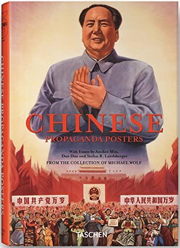 9783836531085: Va-25 chinese propaganda posters-trilingue