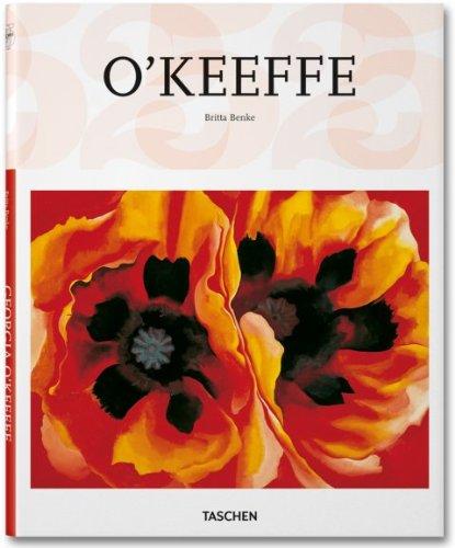 9783836531900: O`Keeffe Georgia. Flores en el Desierto