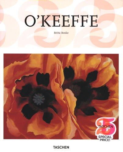 9783836531917: Georgia O'Keeffe (1887-1986) : Fleurs du désert