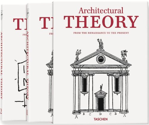 Architectural Theory, 2 Vol.: Christof Thoenes; Bernd Evers