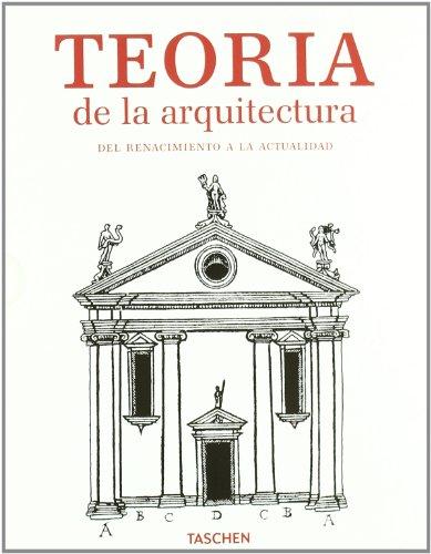 9783836532006: Teoría de la arquitectura