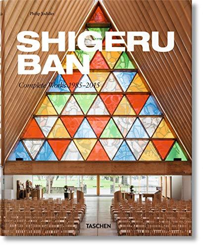 Shigeru Ban. Updated Version (Hardcover): Philip Jodidio