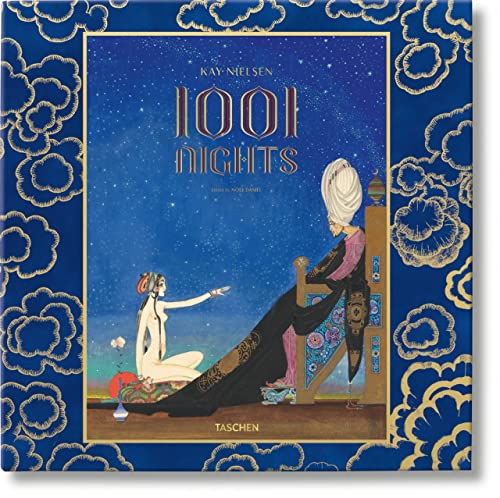 Kay Nielsen's a Thousand and One Nights: Nielsen, Kay (Illustrator)/