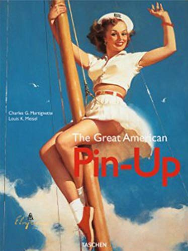 9783836532440: The Great American Pin-Up