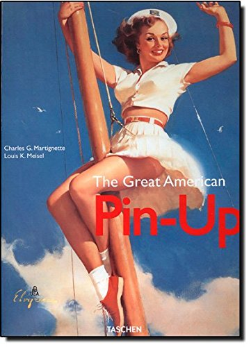 9783836532457: The Great American Pin-Up. Ediz. italiana, inglese e portoghese