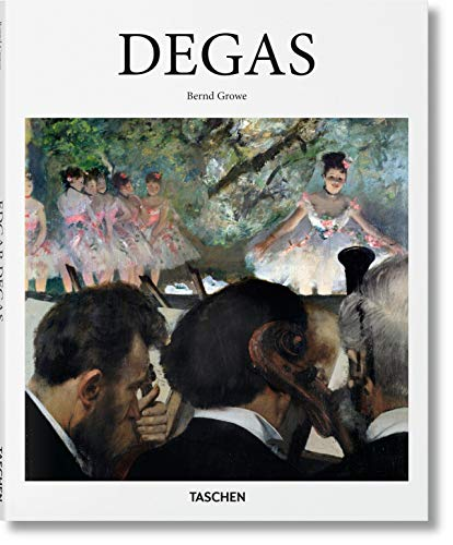 9783836532716: Degas (Basic Art Series 2.0)