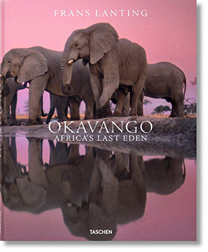 9783836534154: Frans Lanting: Okavango