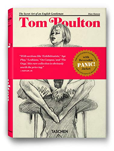 9783836534840: Tom Poulton: The Secret Art of an English Gentleman