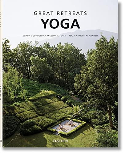 9783836534888: Great retreats Yoga
