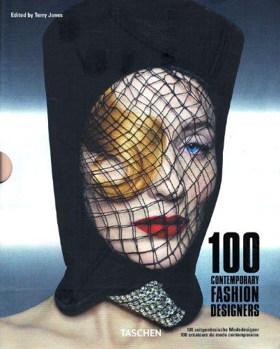 9783836535427: 100 Contemporary Fashion Designers (25) von Terry Jones von Taschen Verlag (Taschenbuchbindung im Schuber 2011)