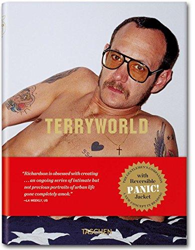 9783836535526: Terry Richardson. Terryworld. Ediz. tedesca, inglese e francese