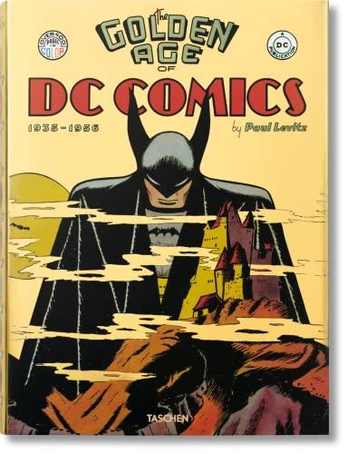 The Golden Age of DC Comics: Levitz, Paul