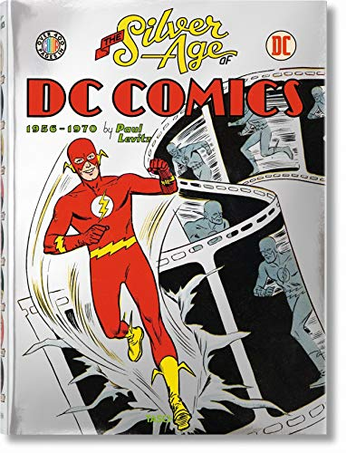 The Silver Age of DC Comics, 1956-1970