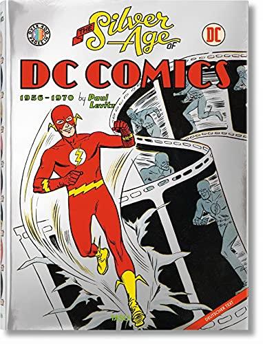 The Silver Age of DC Comics: Paul Levitz