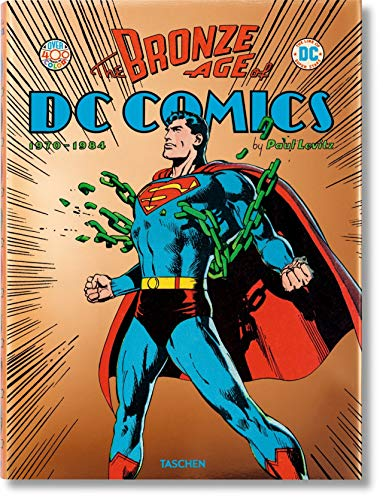 9783836535809: The Bronze Age of DC Comics