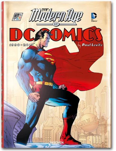 9783836535854: The Modern Age of DC Comics