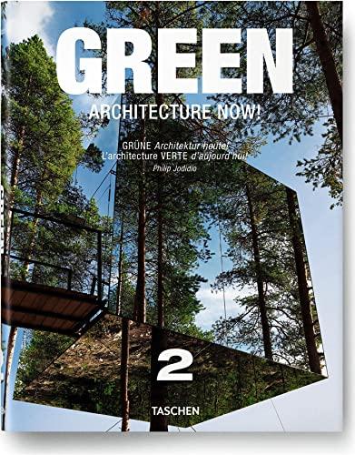 9783836535892: 2: Green Architecture Now!/Grune Architektur heute!/L'architecture verte d'aujourd hui