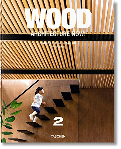 9783836535946: Wood Architecture Now! Vol. 2