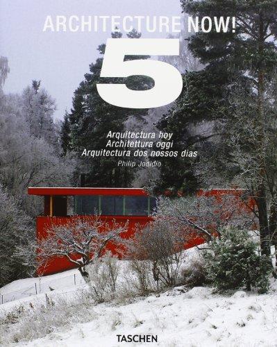 9783836536172: Architecture now! Ediz. italiana, portoghese e spagnola: Architecture Now! - Volumen 5 (Varia 25)