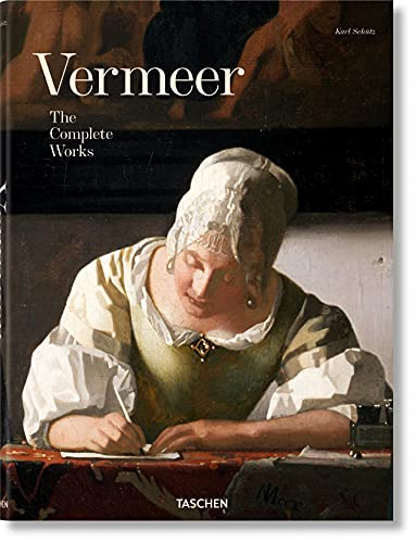 9783836536417: Johannes Vermeer. Complete paintings (Extra large)
