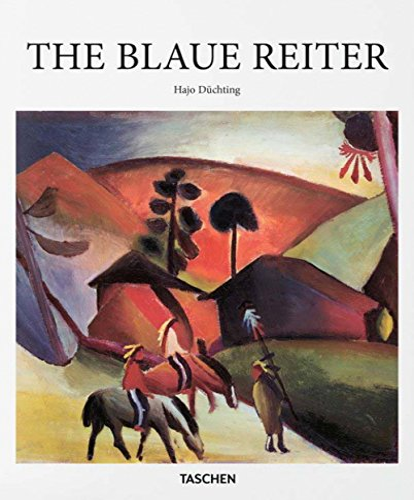 9783836537421: Der Blaue Reiter. Ediz. illustrata (Basic Art)