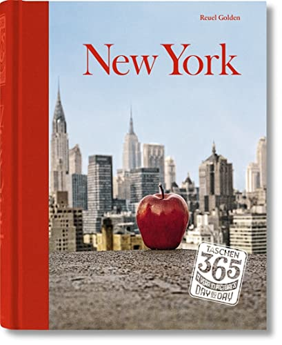 TASCHEN 365 Day-by-Day: New York