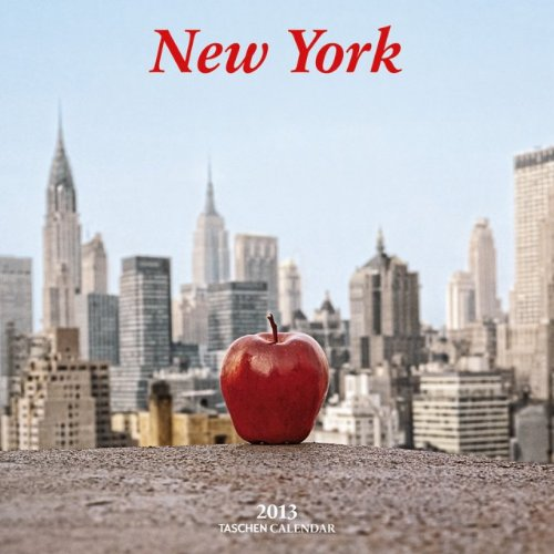 9783836537995: New York 2013 (Taschen Wall Calendars)