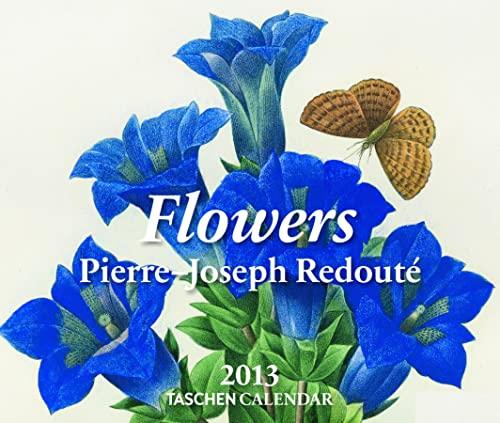 9783836538107: Flowers 2013 Calendar