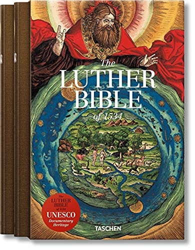 9783836538305: The Luther Bible of 1534