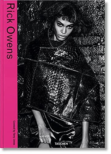 Rick Owens (Hardcover): Terry Jones