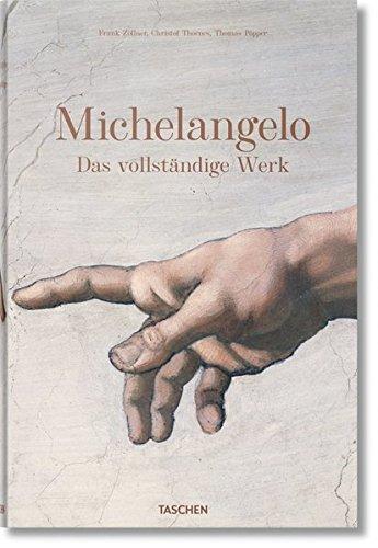 Michelangelo. Das vollständige Werk [Gebundene Ausgabe] Zöllner,: Zöllner, Frank; Thoenes,