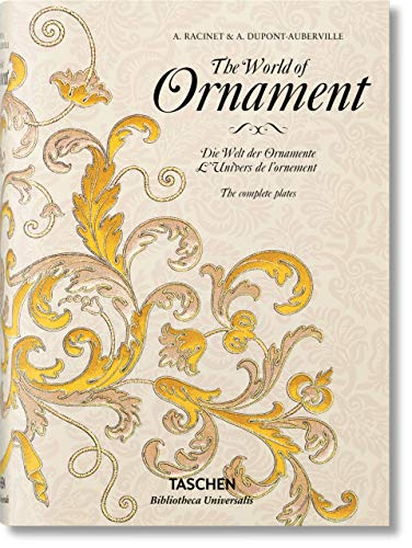 9783836540070: The world of ornament. Ediz. inglese, francese e tedesca