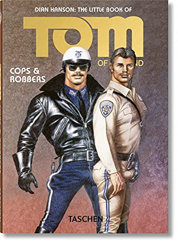 9783836540735: The Little Book Of Tom. Cops & Robbers (Pi)