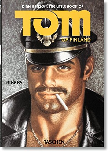 9783836540841: Little Book of Tom of Finland Bikers (Pi)