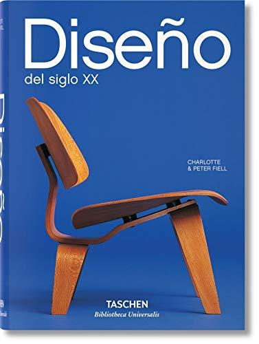 9783836541084: Diseño Del Siglo XX (Bibliotheca Universalis)