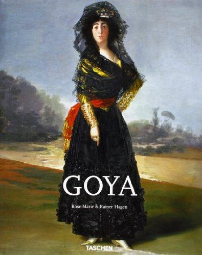 9783836541510: Goya. Ediz. italiana (Kleine Reihen)