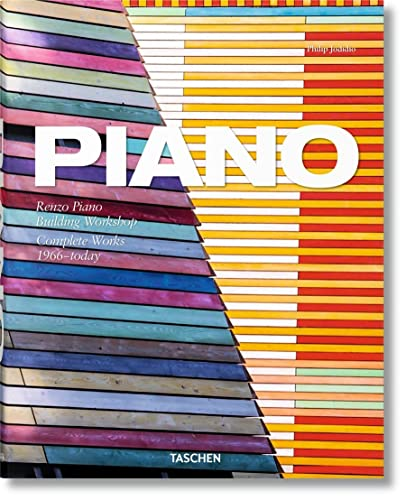 Piano. Complete Works 1966-today (Hardcover): Philip Jodidio