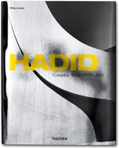 Zaha Hadid. Updated Version (Hardcover): Philip Jodidio