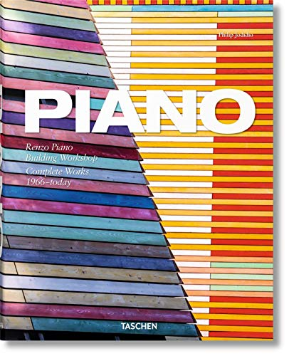 9783836543224: PIANO COMPLETE WORKS 1966-2014(T.D)(14)-JU-