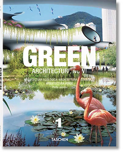 9783836543477: 1.GREEN ARCHITECTURE NOW!.(ARQUITECTURA ECOLOGICA)
