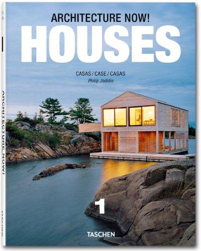 9783836543491: Architecture now! Houses. Ediz. italiana, spagnola e portoghese: Architecture Now! Houses - Volumen 1 (Varia 25)
