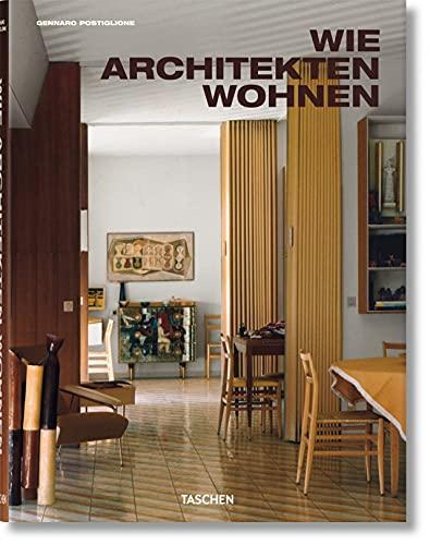 9783836544856: Wie Architekten wohnen