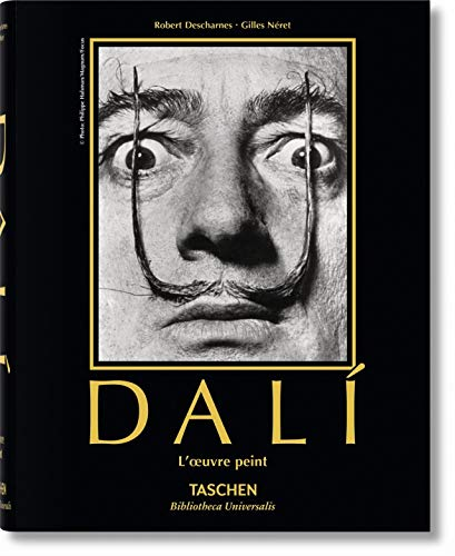 salvador dal luvre peint nret - Salvador Dali Lebenslauf