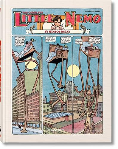 Winsor McKay: The Complete Little Nemo, 2: Alexander Braun