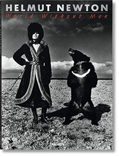 9783836545129: Helmut Newton: World without Men